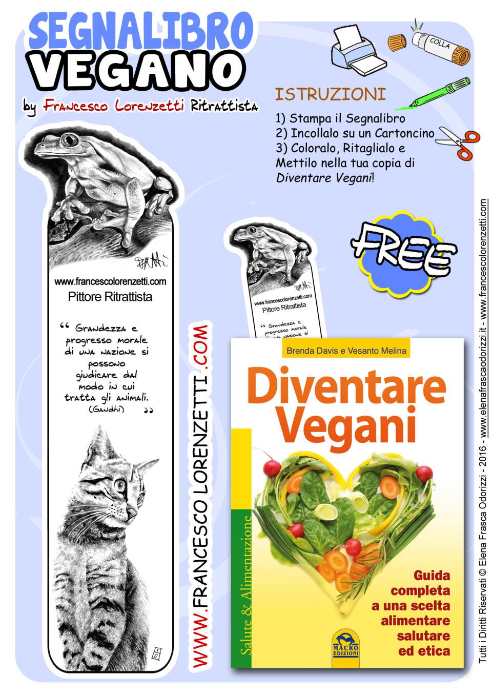 segnalibro_vegano_bookmark_printable_francesco_lorenzetti_ritrattista